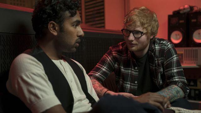 Ed Sheeran et Himesh Patel dans Yesterday