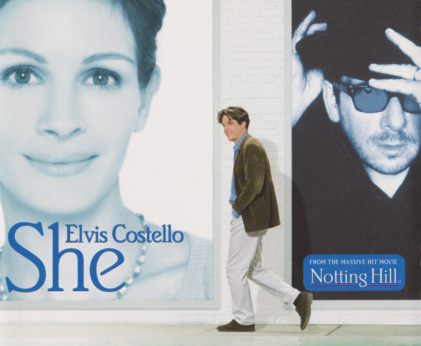 Elvis Costello She Notting Hill